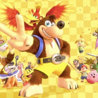 Phil Spencer Banjo Kazooie Super Smash Bros. Ultimate