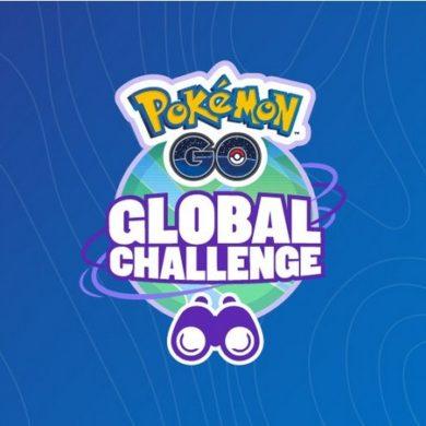 Pokémon Go Global Challenge
