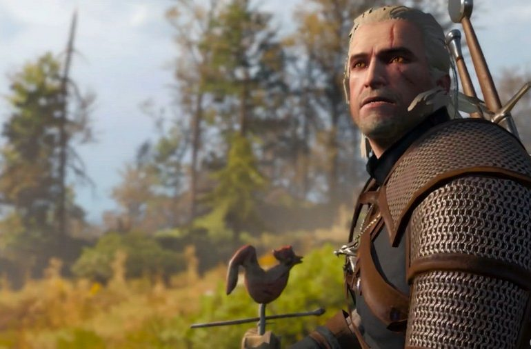 The Witcher 3 Wild Hunt Switch