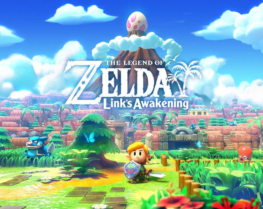 Zelda Link's Awakening Switch E3