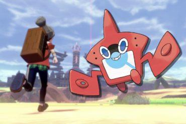 RotomDéx Pokémon Espada y Escudo