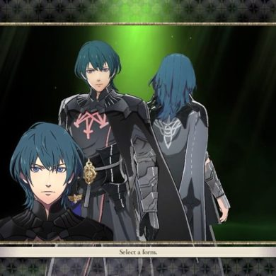 Fire Emblem Three Houses Byleth Avatar No Será Personalizable Nintendo Switch E3 2019