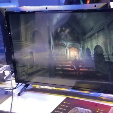 Devil May Cry Nintendo Switch Gameplay Off-Screen E3 2019
