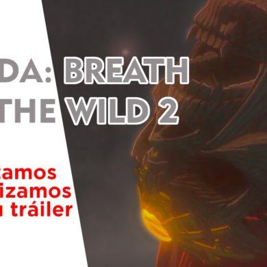 Zelda Breath of the Wild 2 Teorías Ganondorf