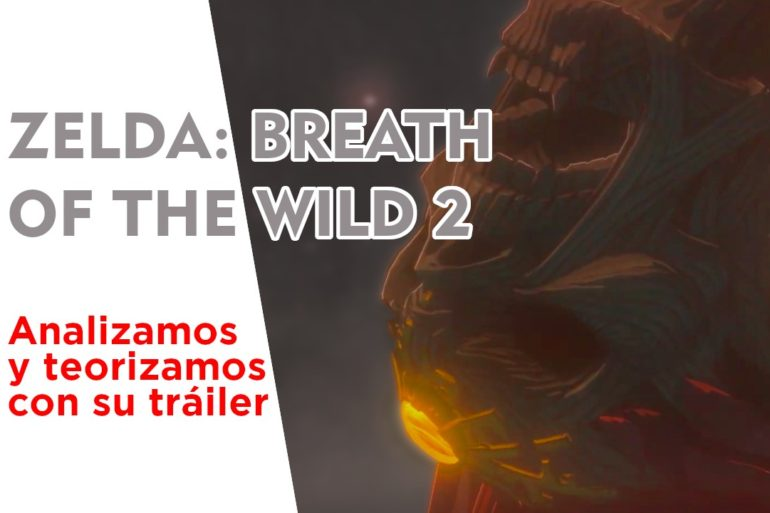 Zelda Breath of the Wild 2 Teorías Ganondorf