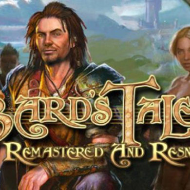 Bard's Tale Remastered Switch