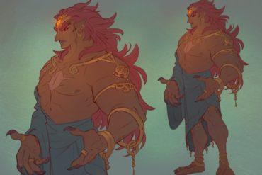 Rehydrated Ganondorf