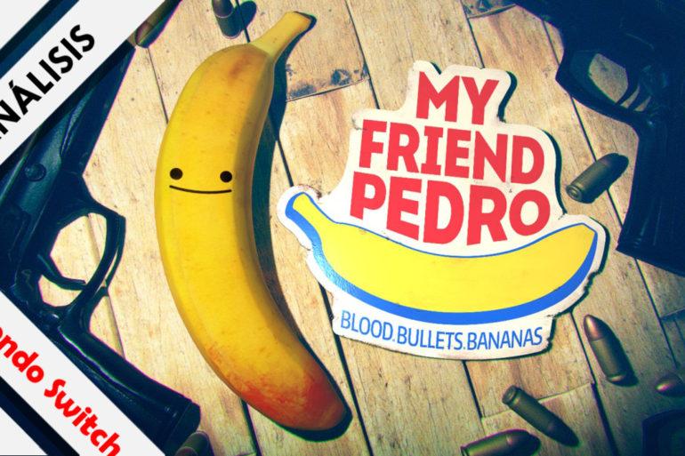 My Friend Pedro Análisis destacada