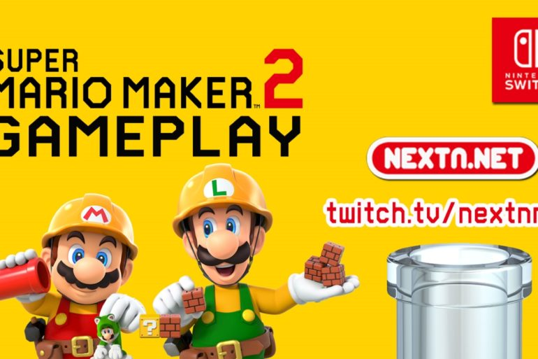 Super Mario Maker 2 GAMEPLAY