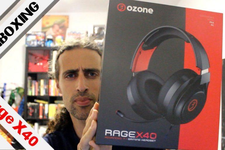 Rage X40