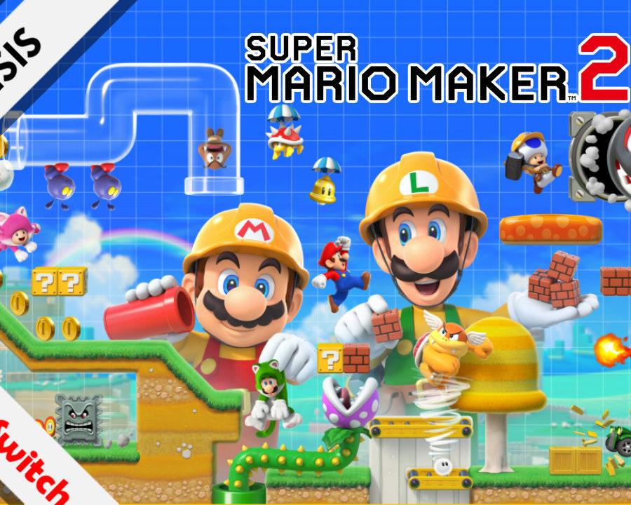 Análisis Super Mario Maker 2