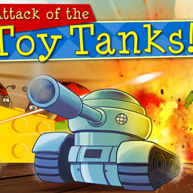 Attack of Toy Tanks Switch