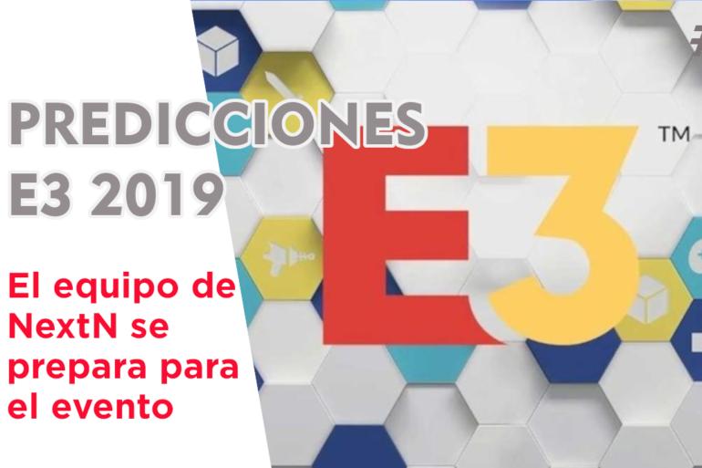 Predicciones E3 2019