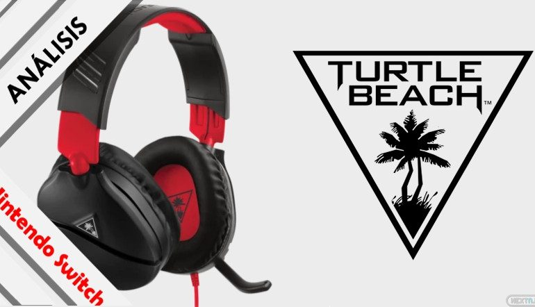Turtle Beach Cascos Nintendo Switch