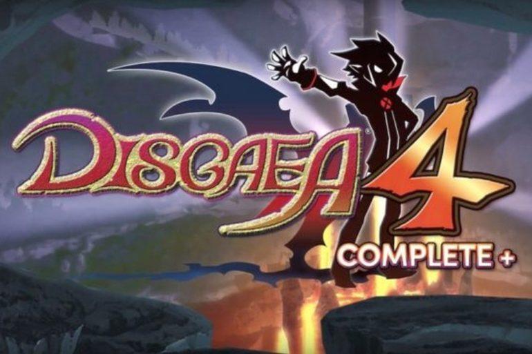 Disgaea 4 Complete