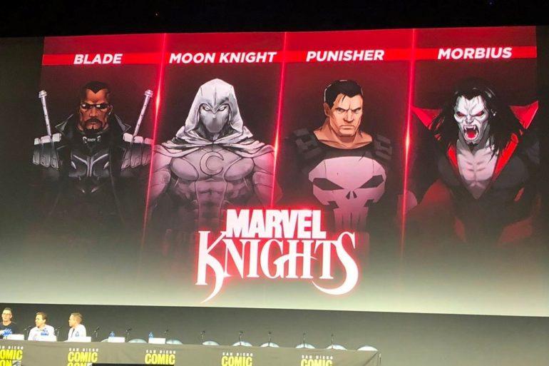 Marvel Ultimate Alliance 3: The Black Order - Marvel Knights