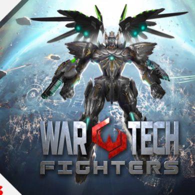 War Tech Fighters Nintendo Switch Análisis