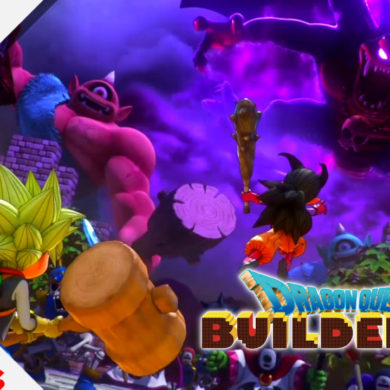 Análisis Dragon Quest Builders 2 Switch