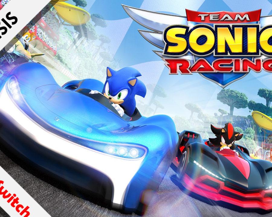 Team Sonic Racing análisis destacada