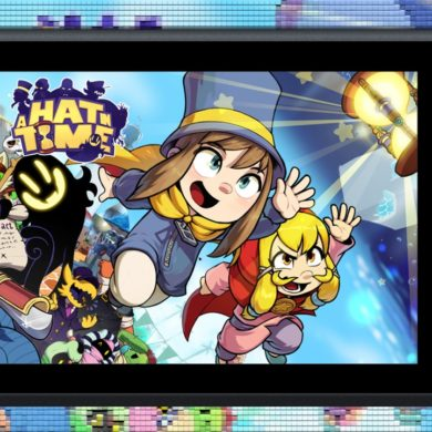 A Hat in Time Nintendo Switch Clasificado ESBR