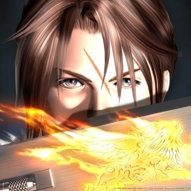 Final Fantasy VIII Remastered Formato Físico Nintendo Switch