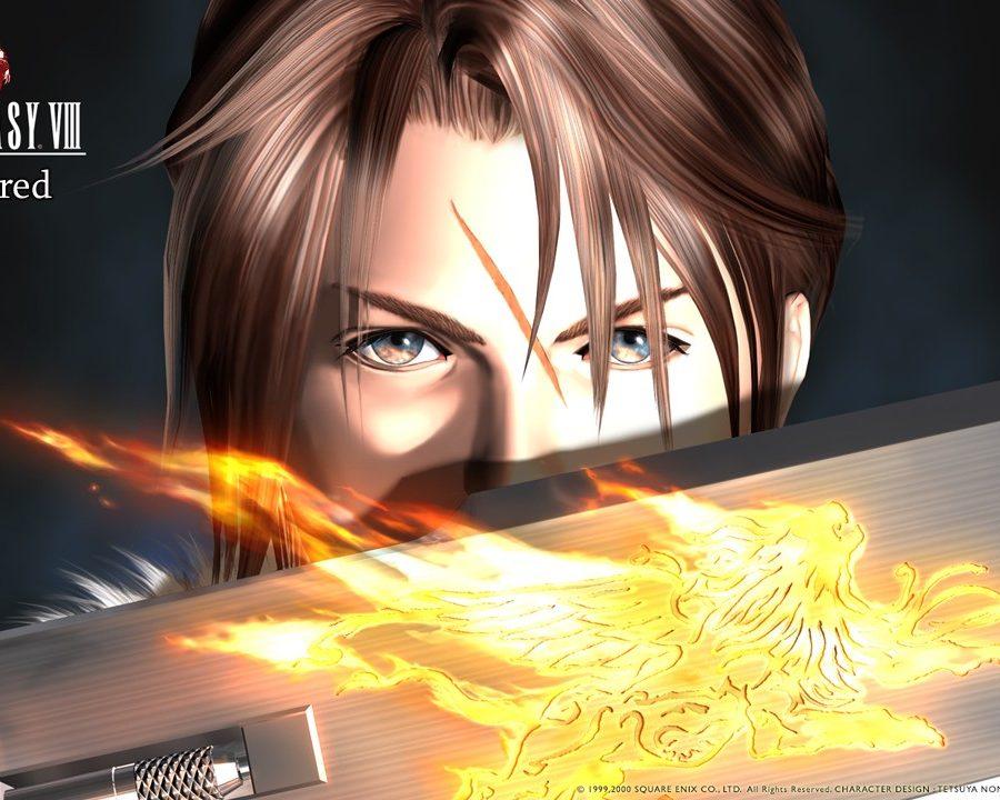 Final Fantasy VIII Remastered Formato Físico Nintendo Switch
