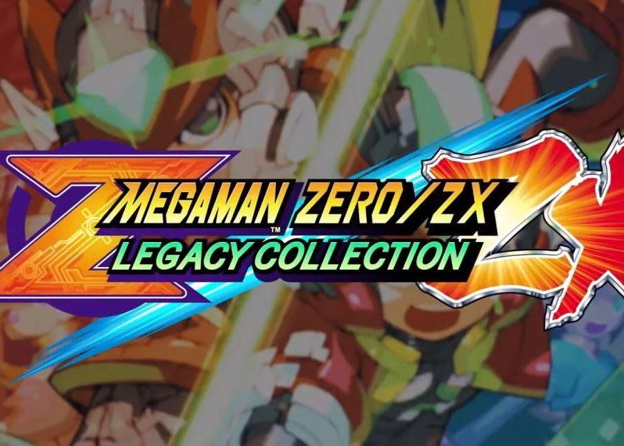 Mega Man ZeroZX Legacy Collection