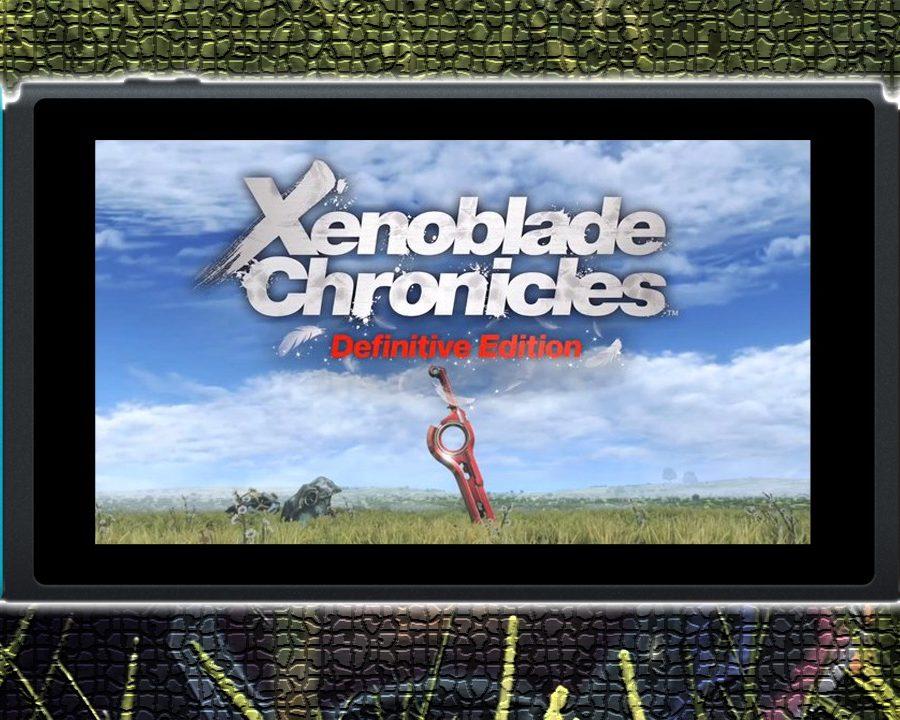 Xenoblade Chronicles Definitive Edition Anunciado Nintendo Switch