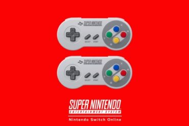 Super Nintendo Entertaintment System Nintendo Switch Online SNES