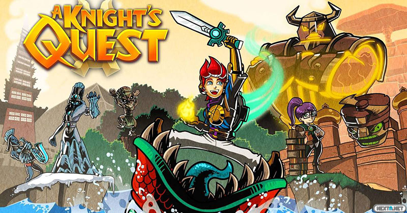 A Knight's Quest Switch