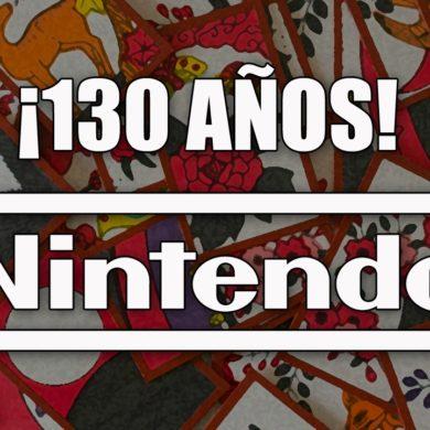 Nintendo Cumple 130 Años Artículo de su Historia