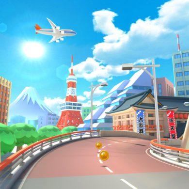 Mario Kart Tour Tokio Tour