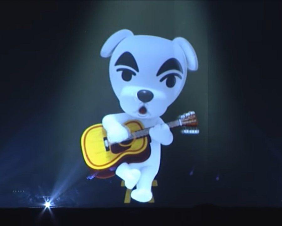 Totakeke concierto Splatoon