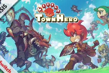 Little Town Hero Switch
