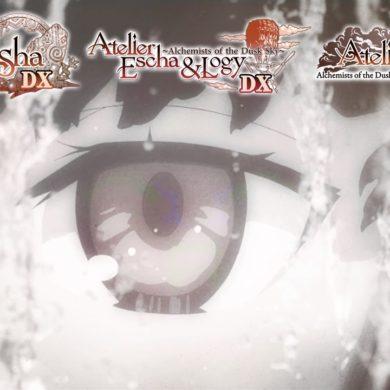 Atelier Dusk Trilogy Deluxe Pack Nuevo Tráiler Taiwán Nintendo Switch