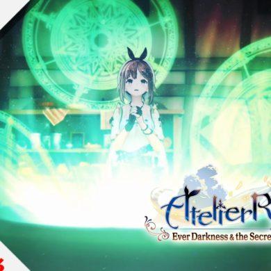 Atelier Ryza Ever Darkness & the Secret Hideout Gameplay Comentado Nintendo Switch Primeros Minutos