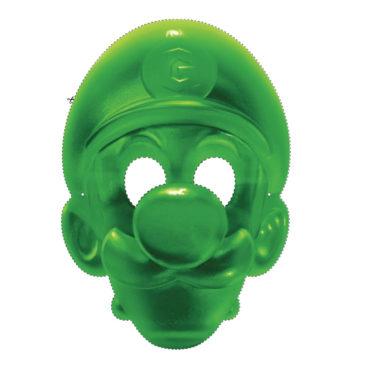 GomiLuigi máscara imprimible Halloween Luigi's Mansion 3