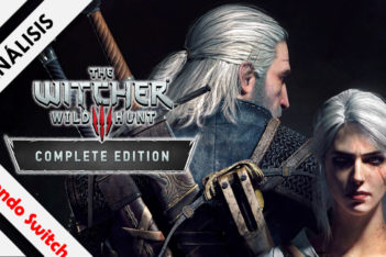Análisis The Witcher 3 Wild Hunt Switch