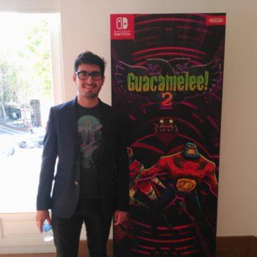 Guacamelee! 2 Augusto Quijano