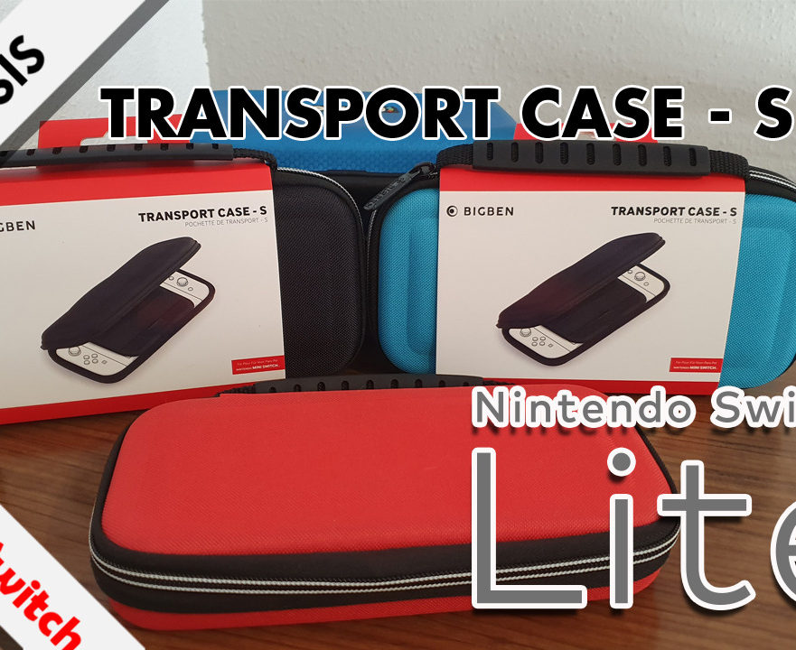 Transport Case - S BigBen Nintendo Switch Lite