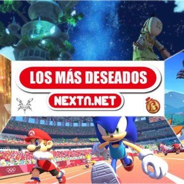 Los más deseados de NextN Noviembre 2019 Nintendo Switch Lite Pokémon Espada Escudo Atelier Ryza Mario Sonic Juegos Olímpicos BlazBlue