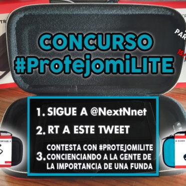 Concurso ProtejomiLITE funda Transport Case – S BigBen