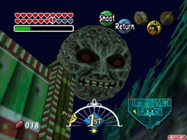 The Legend of Zelda: Majora's Mask Speedrun