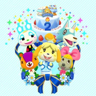 Animal Crossing Pocket Camp aniversario