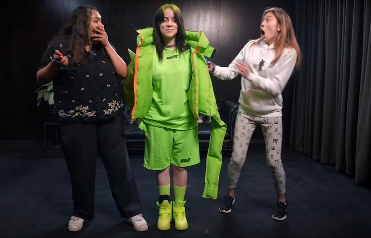 Billie Eilish Just Dance