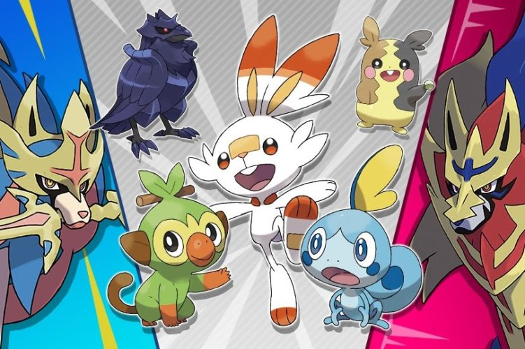 Pokémon Espada y Escudo Smash