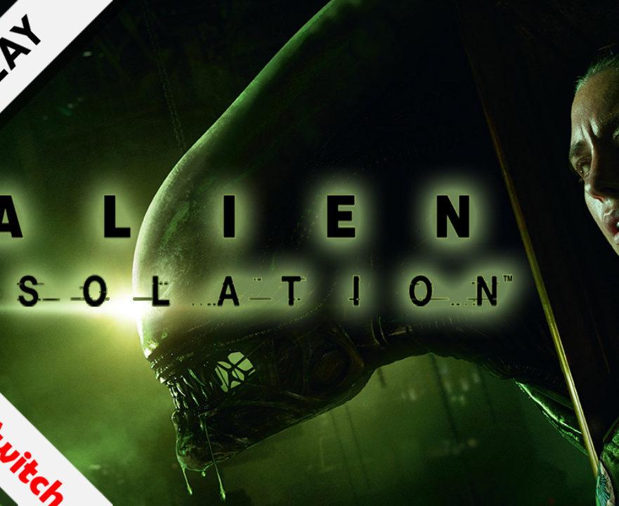 Alien Isolation Gameplay español Nintendo Switch