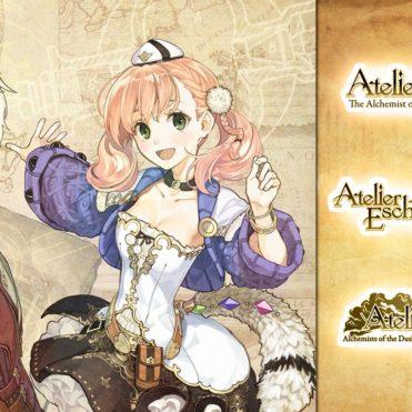 Atelier Dusk Trilogy Deluxe Pack Nuevo Tráiler Reserva Anticipada Nintendo Switch