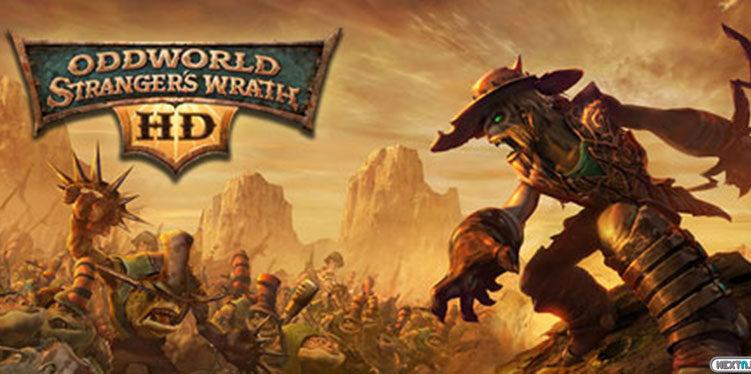 Oddworld Stranger's Wrath Switch
