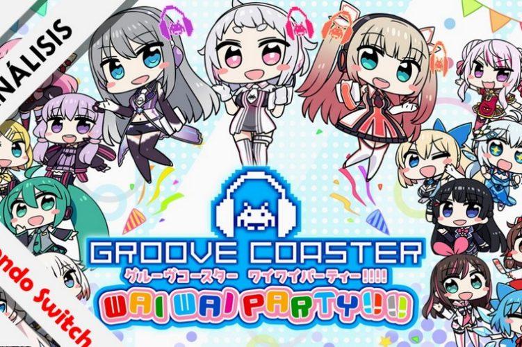 Groove Coaster Portada